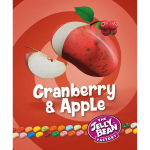 The Jelly Bean Factory Gourmet Cranberry & Apple 100g