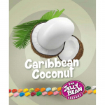 The Jelly Bean Factory Gourmet Caribbean Coconut 100g