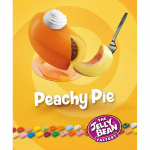 The Jelly Bean Factory Gourmet Peachy Pie 100g