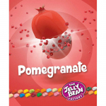 The Jelly Bean Factory Gourmet Pomegranate 100g