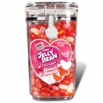 The Jelly Bean Factory Heart Beats Jar