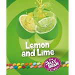 The Jelly Bean Factory Gourmet Lemon and Lime 100g