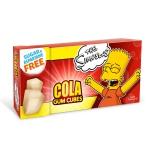 The Simpsons Cola Gum Cubes zuckerfrei