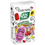 "tic tac ""Emotions Edition"" 49g"