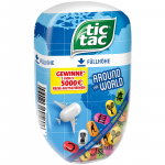 tic tac around the world 98g