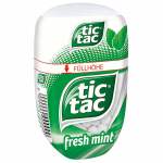 tic tac fresh mint Big Pack