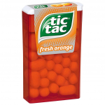 tic tac fresh orange 18g