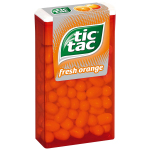 tic tac fresh orange 49g