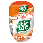 tic tac fresh orange 98g