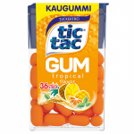 tic tac Gum tropical 36er