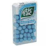 tic tac intense mint 18g