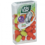 tic tac lime & orange 18g
