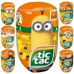 """tic tac Minions """"Ich - Einfach Unverbesserlich 3"""" Big Pack"""