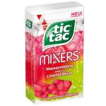tic tac Mixers Wassermelone - Limette Minze 49g