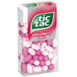 tic tac Strawberry Mix 49g
