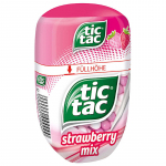 tic tac Strawberry Mix 98g