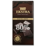 Toms Ekstra Ekstra Mørk 80% Kakao