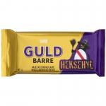"""Toms Guld Barre Mælkechokolade med Lakridscreme """"Heksehyl"""" 90g"""