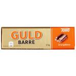 Toms Guld Barre Mælkechokolade med orangeknas
