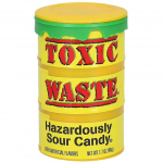 Toxic Waste Hazardously Sour Candy 48g