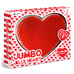 Treat Factory Jumbo Jelly Heart 400g