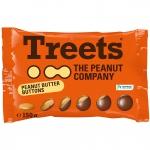Treets Peanut Butter Buttons 150g