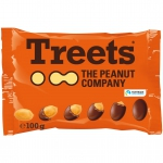 Treets Peanuts 100g