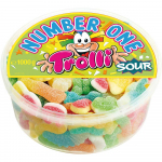 Trolli Number One sour 1kg