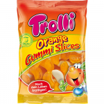 Trolli Orange Gummi Slices 175g