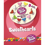 The Jelly Bean Factory 9 Flavour Sweethearts 100g