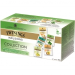 Twinings Infusions Herbal Collection 25er