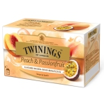 Twinings Infusions Peach & Passionfruit 25 Teebeutel