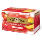 Twinings Infusions Strawberry & Mango 25 Teebeutel