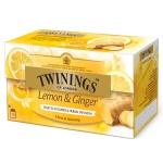 Twinings Lemon & Ginger 25 Teebeutel