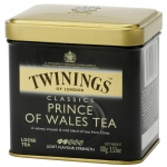 Twinings Classics Prince of Wales Tea 100g Dose