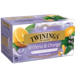 Twinings Verbena & Orange 25er