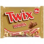Twix Minis 15er