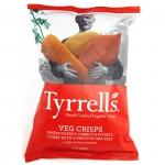 Tyrrells Veg Crisps Red 100g