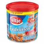 ültje Erdnüsse pikant gewürzt Dose 190g + 50g gratis