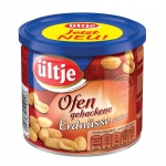 ültje Ofengebackene Erdnüsse, gesalzen 190g