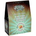 Ultimate English Salted Caramel Fudge
