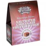 Ultimate English Saltwater Chocolate Truffle Fudge