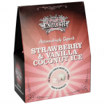 Ultimate English Strawberry & Vanilla Coconut Ice
