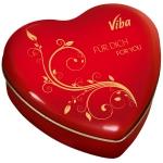Viba Geschenkdose Herz