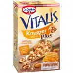 Vitalis Knusper Müsli Plus Honig-Mandel
