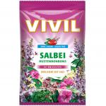 Vivil Hustenbonbons Salbei zuckerfrei 120g