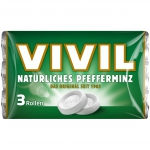 Vivil Pfefferminz 3er Multipack