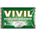 Vivil Pfefferminz 3er Multipack