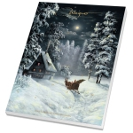 Wagner Adventskalender Winterlandschaft
