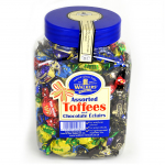 Walker's Nonsuch Assorted Toffees and Chocolate Éclairs 1,25kg